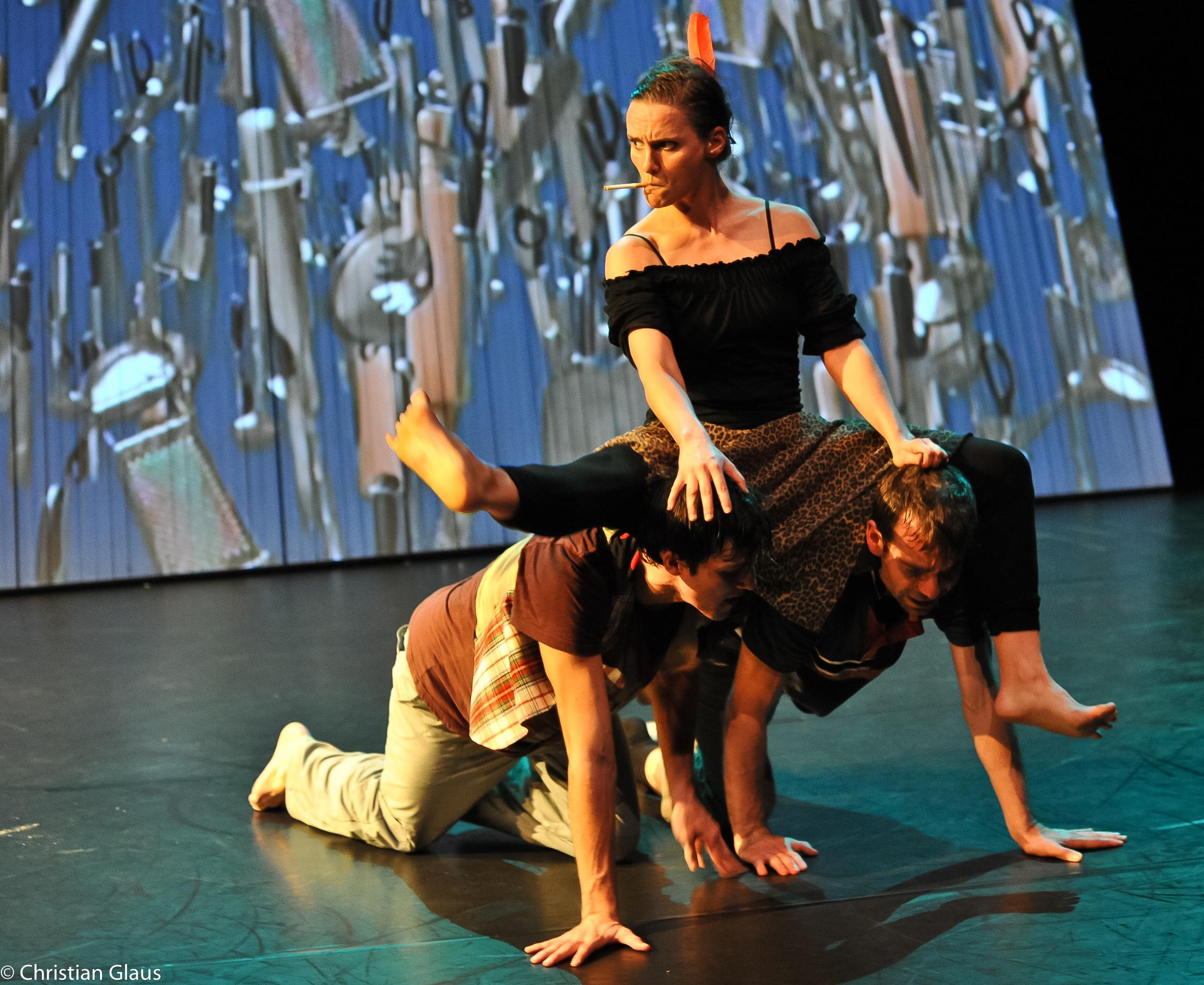 Nina Stadler / Zeitgenössischer Tanz