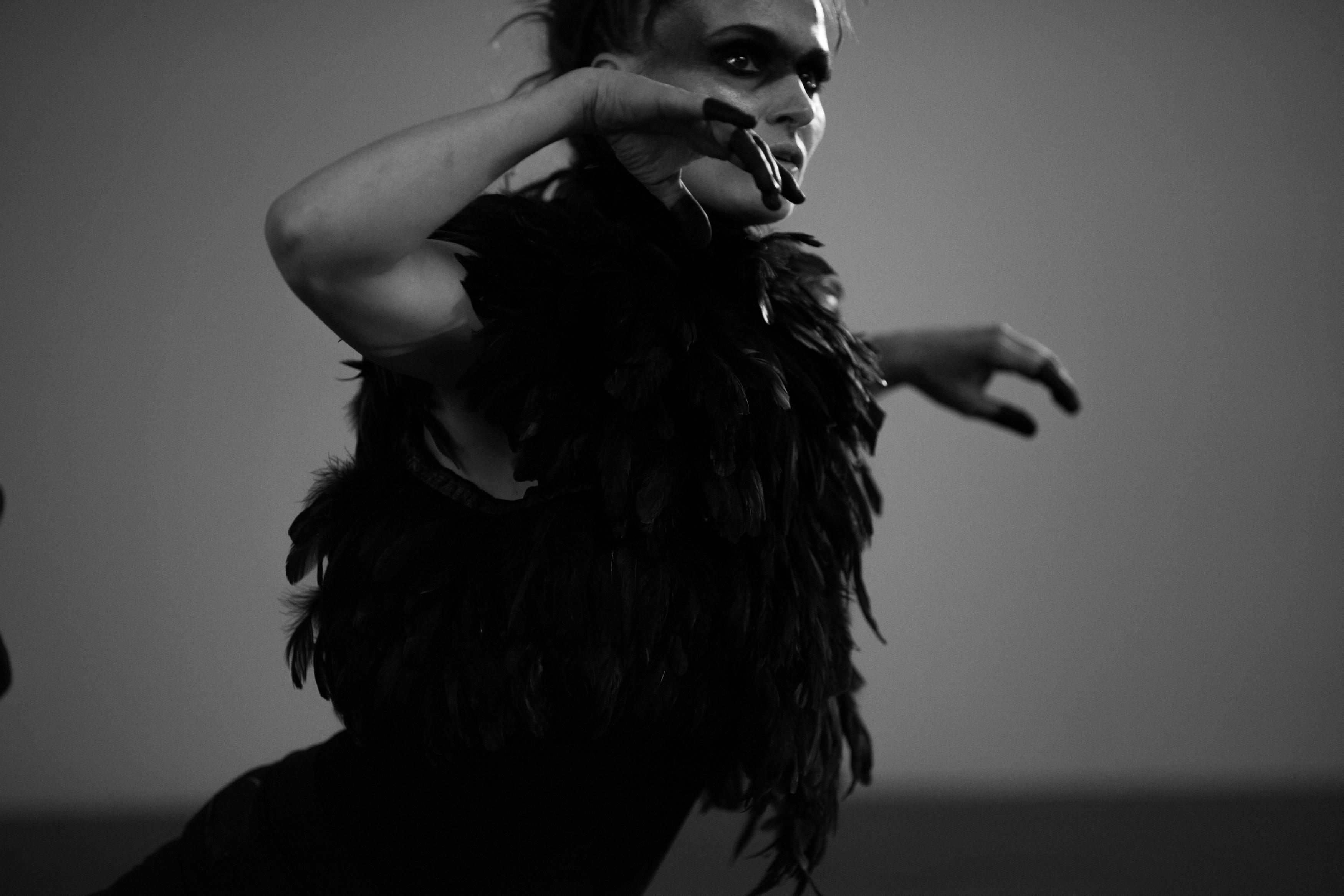 Nina Stadler Foto Roger Mazzucchelli